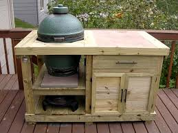 large green egg table my big green egg table build projects pinterest big green egg