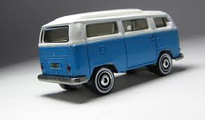 volkswagen classic bus model of the day matchbox 2010 lesney edition u002770 volkswagen t2