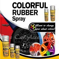 Light Pink Spray Paint - 2 x removable car wheel rubber spray paint light pink 450ml