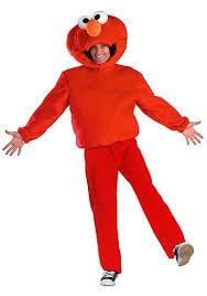 elmo costume sesame street halloween costumes