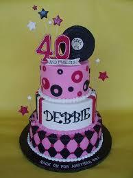 235005 cake decoration ideas for 40th birthday decoration ideas