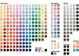 art marker showdown letraset tria pantone vs copic sketch