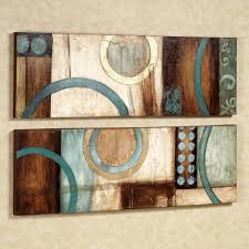wall arts abstract reclaimed wood wall lavare canvas wall