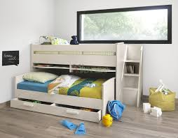 Single Storage Beds Cabin Bed Xiorex Cabin Bed Gami Montana Cabin Bed In White Ash