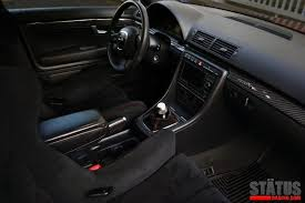 Audi Rs4 Interior In The Form Of A Red Audi Rs4 U2013 Status Racing