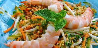 cuisine vietnamienne facile salade vietnamienne facile et pas cher recette sur cuisine actuelle