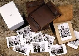 photo album leather premium leather album for fuji instax mini prints jb designs