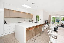 15 inspirational caesarstone kitchens u0026 bathrooms from our white