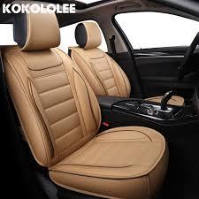 couvre siege cuir kokololee pu siège de voiture en cuir couvre pour renault mazda cx 5