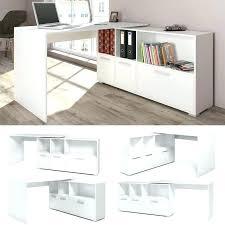 Corner Desk White Desk With Shelves On Top Desk Desk Corner Desk Wrap Around Desk