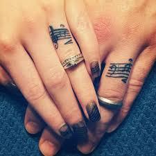 best 25 wedding band tattoo ideas on pinterest wedding ring