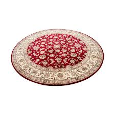 Decor Rugs 31 Off Red Round Rug Decor