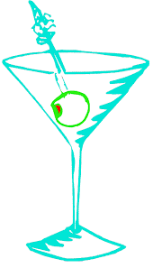 pink martini clip art louie u0027s mobile mixology private bartending and pouring service
