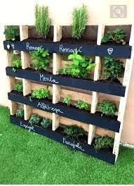 small pallet ideas herb garden ideas gorgeous pallet garden ideas to