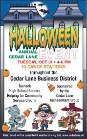township of teaneck new jersey 2017 annual halloween event