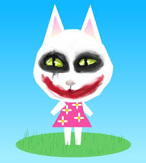 Animal Crossing Meme - animal crossing meme blanca by clarisu on deviantart