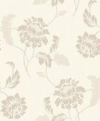 rasch wallpaper rasch sienna floral textured wallpaper 304817 cream beige cut