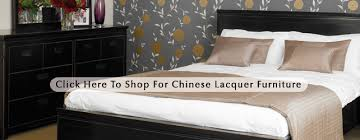 Chinese Bedroom Chinese Bedroom Furniture Black U0026 White Lacquer Bed Wardrobes Chests