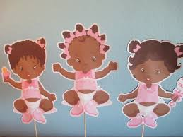 cheap african american baby shower decorations baby shower