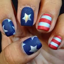 5 patriotic nails to honor president u0027s day luovaa kynsimallit ja