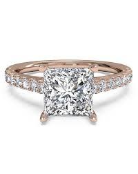 cheap princess cut engagement rings princess cut engagement rings