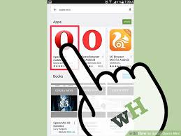 Opera Mini How To Install Opera Mini 5 Steps With Pictures Wikihow