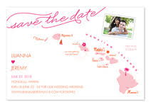 save the date wording ideas save the dates for a hawaiian wedding by invitationconsultants