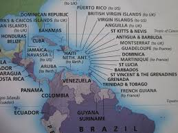 Saint Lucia Map St Lucia Class 2 1b Workbook