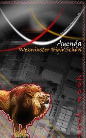 high school agenda westminster high school agenda by syhnister on deviantart