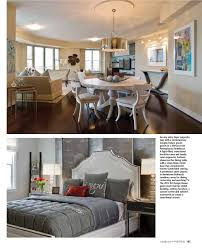 danziger design in home and design magazine u0027s portfolio 100 top