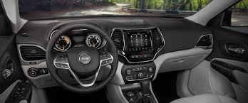 red jeep compass interior 2019 jeep cherokee interior seating comfort