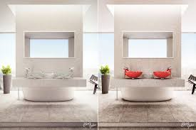 Pics Of Modern Bathrooms Modern Bathrooms With Spa Like Appeal