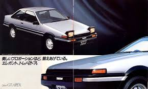 2 door compact cars toyota corolla ae86 2 door a commercial for the last fun cars of