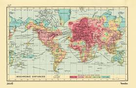 travel world map travel times from in 2016 vs 1914 brilliant maps