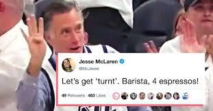 Josh Romney Meme - mitt romney trash talking an nba player is a slam dunk meme the