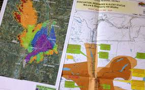 Wildfire Map Kamloops by Opinion Recent Wildfires Rekindle Memories Of Past Fires