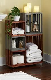 vintage bathroom storage ideas wood shelves bathroom storage bathroom shelving