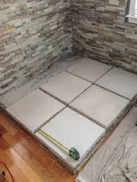 Installing Floor Tile How To Install A Wood Stove In Your Manufactured Home