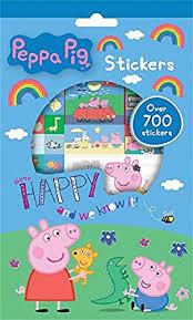 anker pestr peppa pig stickers 700 piece anker international