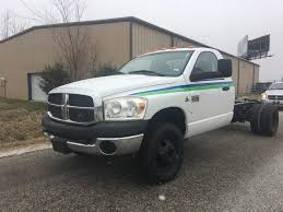 2007 dodge ram 3500 4x4 cab u0026 chassis for sale in greenville tx 75402