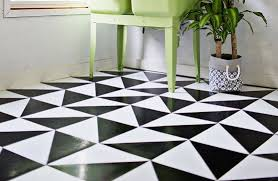 traditional black and white linoleum flooring flooring ideas