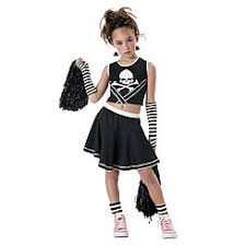 Dead Cheerleader Halloween Costume Girls U0027 Halloween Costumes Kmart