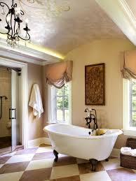 bathroom nice freestanding bathtubs with ladder shelves on cozy