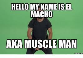 Muscle Man Meme - 25 best memes about muscle man meme muscle man memes