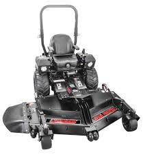 swisher big mow 66 in 31 hp kawasaki commercial pro front mount