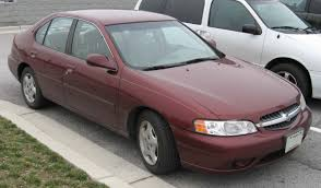 2001 nissan altima information and photos zombiedrive