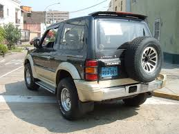 mitsubishi 1997 1997 mitsubishi pajero jr u2013 pictures information and specs auto