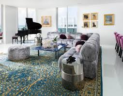 Sectional Sofa Pillows by Living Room Patterned Area Rug Nice Blue Cofee Table Nice Baby