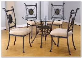 Wrought Iron Kitchen Tables by Wrought Iron Kitchen Table Sets Kitchen Set Home Decorating