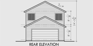 two story small house plans two story house plans narrow lot house plans rear garage house